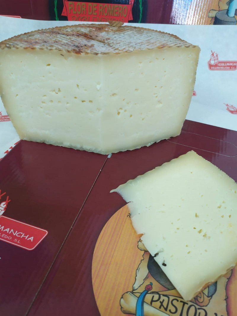 copy of Queso de Oveja curado al Romero